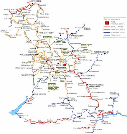 anglia városai térkép visz a víz sodor: Lakóhajók anglia városai térkép